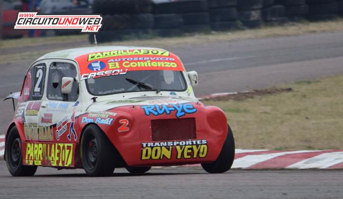 César González volvió a la categoría con una victoria