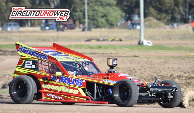 Marcos Costas lega en la punta del campeonato