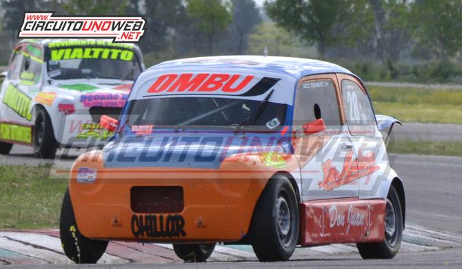Manuel Mentasty vuelve a poner el Fiat en pista