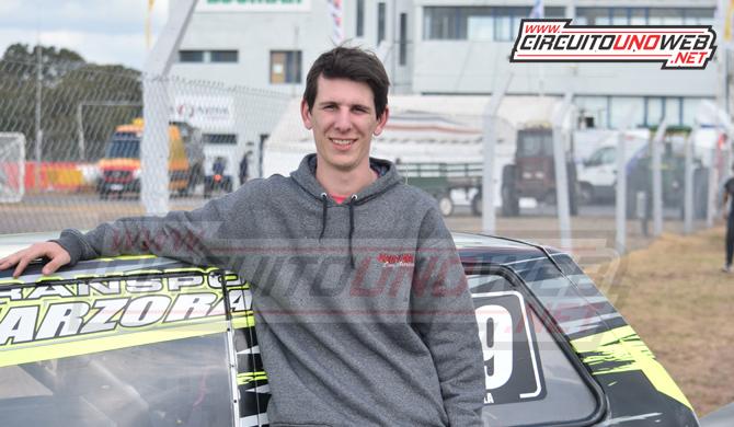 Lucas Bayala sigue al frente del campeonato de la clase 1