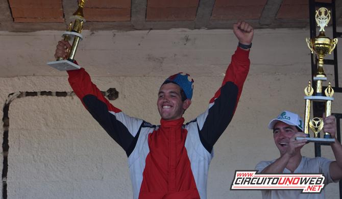 Manuel Serra es el nuevo campeón de la Promocional