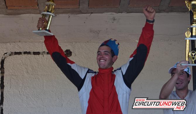 Manuel Serra se quedó con el título de la categoría