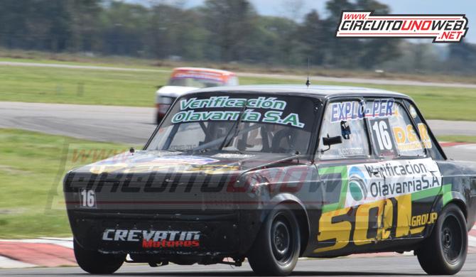 Oscar Fornes correrá con el auto campeón 2018