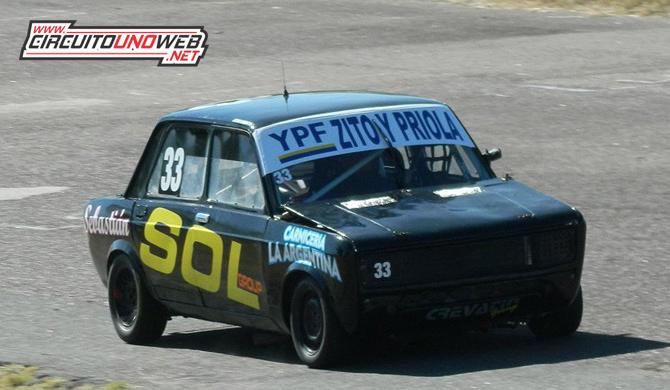 Oscar Fornes volvió y fue el más veloz (foto Gimena Fernández)