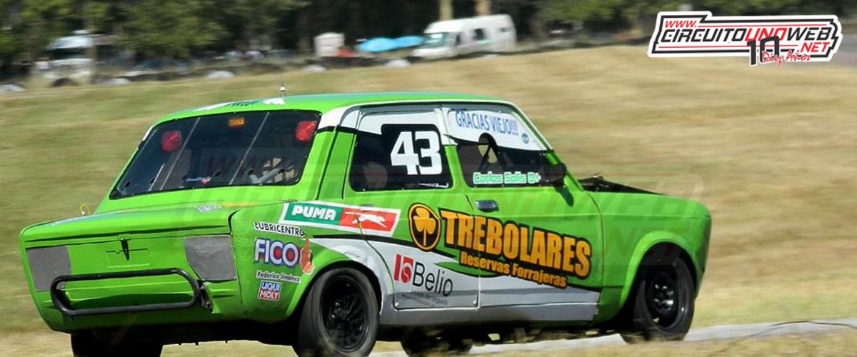 Carlos Solis uno de los pilotos que estará presente en la segunda fecha del torneo