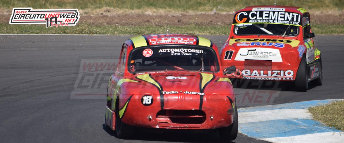 Daniel Albano espera por un buen resultado en la carrera especial de la Promocional