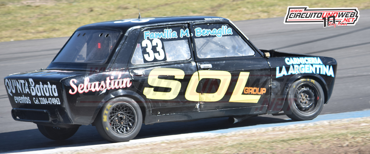 Oscar Fornes está segundo en el campeonato