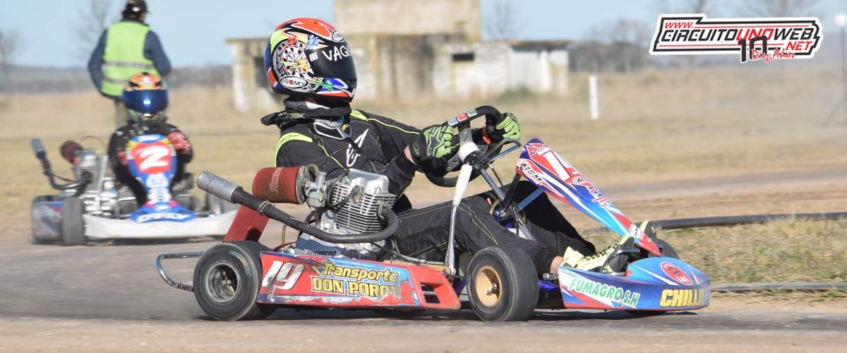Bautista Masson fue el más rápido en Máster 150