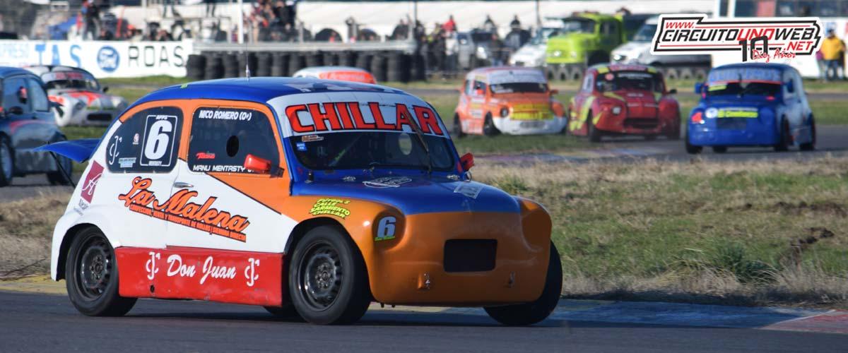 Manuel Mentasty logró el segundo triunfo del año