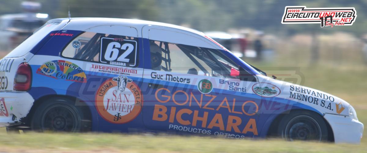 Ignacio Guissasola retorna en Buenos Aires