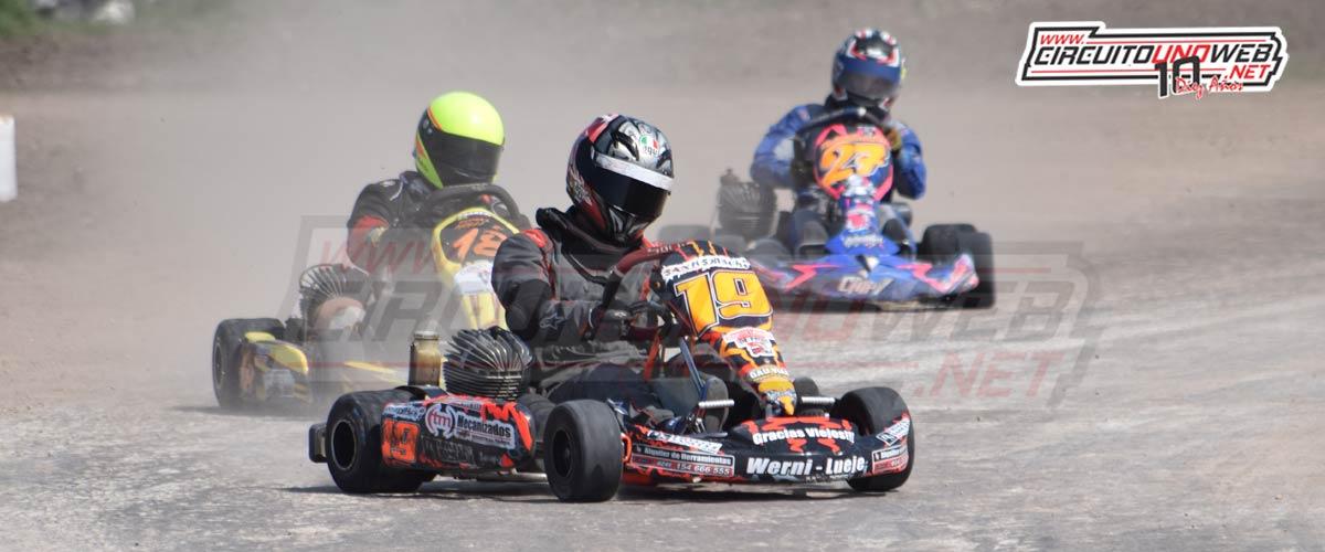 Santiago Skeich ganó por primera vez en Directo 125 RF