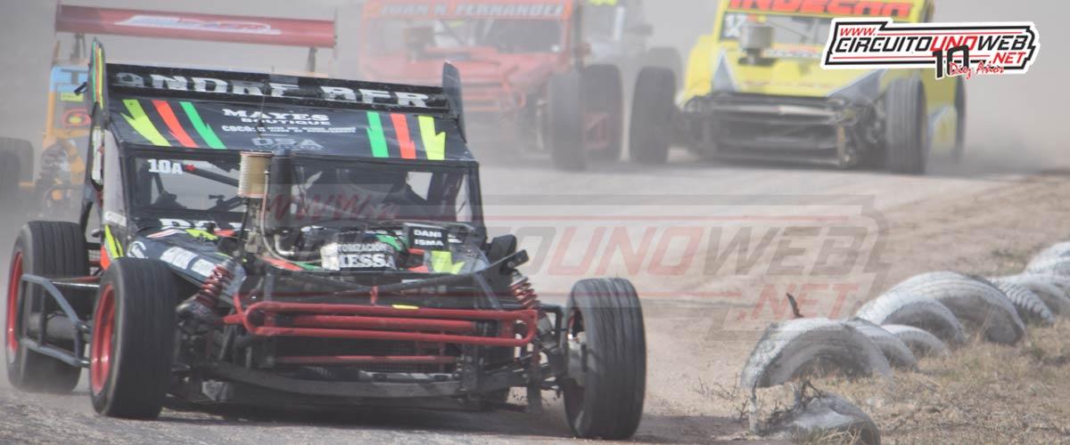Bernabé Osa correrá nuevamente con el auto multicampeón de Mar y Sierras B