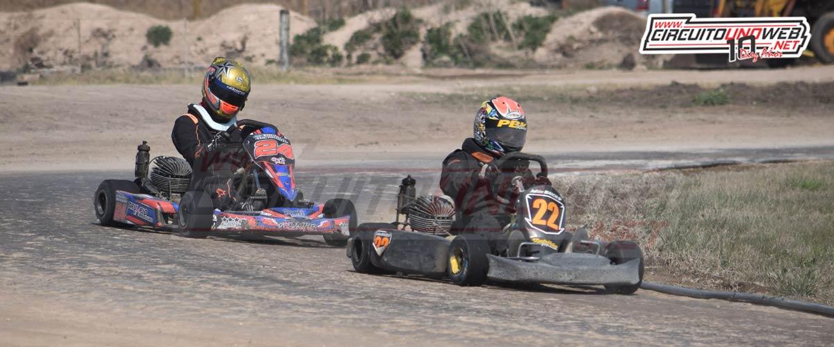 Julian Bianchi está sexto en el campeoato