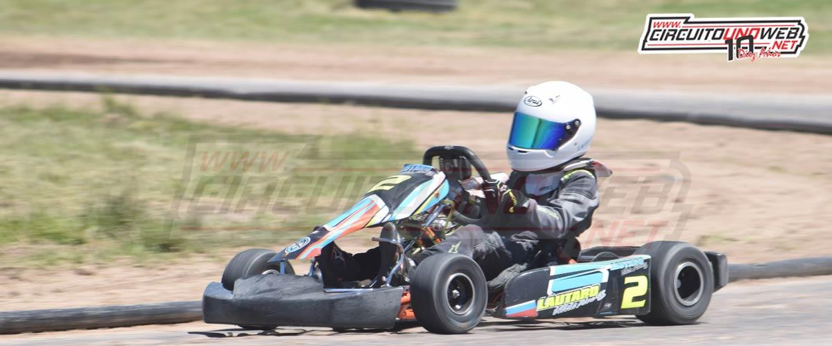 Videla Alvarez fue el más veloz en la categoría Escuela