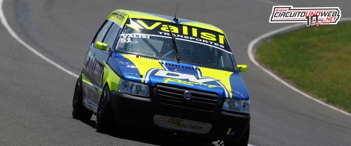 Diego Valisi tuvo algunas complicaciones pero quedó conforme con el funcionamiento de su Fiat