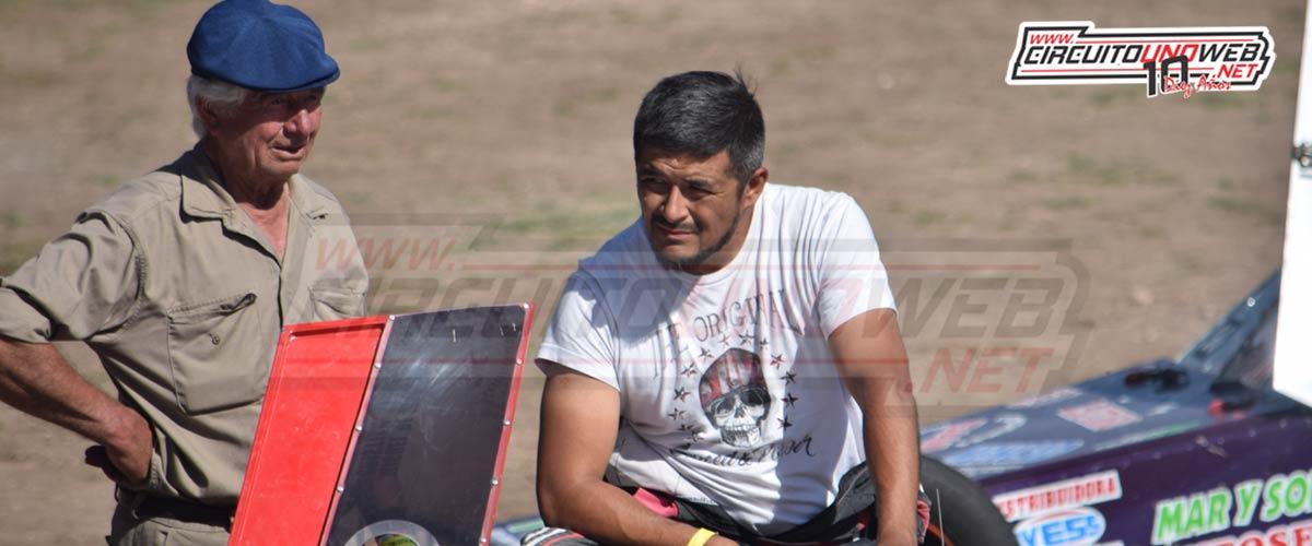 El piloto de Tres Arroyos confirmó su vuleta