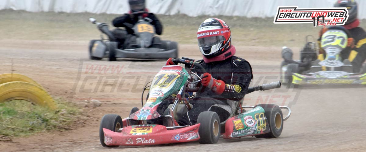Ezequiel Labayen terminó en el 5to lugar