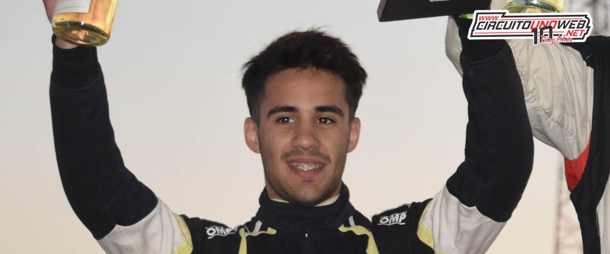 Nicolás Rojas correrá en la clase 2 del TN
