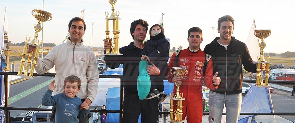 Juan José Cassou es el máximo ganador en etas carreras especiales