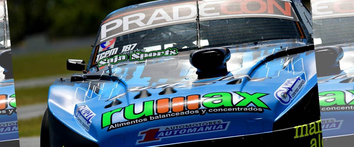Emmanuel Pérez Bravo terminó en el cuarto lugar en la clasificación (foto ACTC)