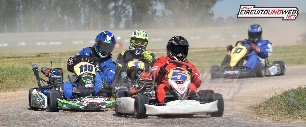 Guillermo Martín está 4to en el campeonato