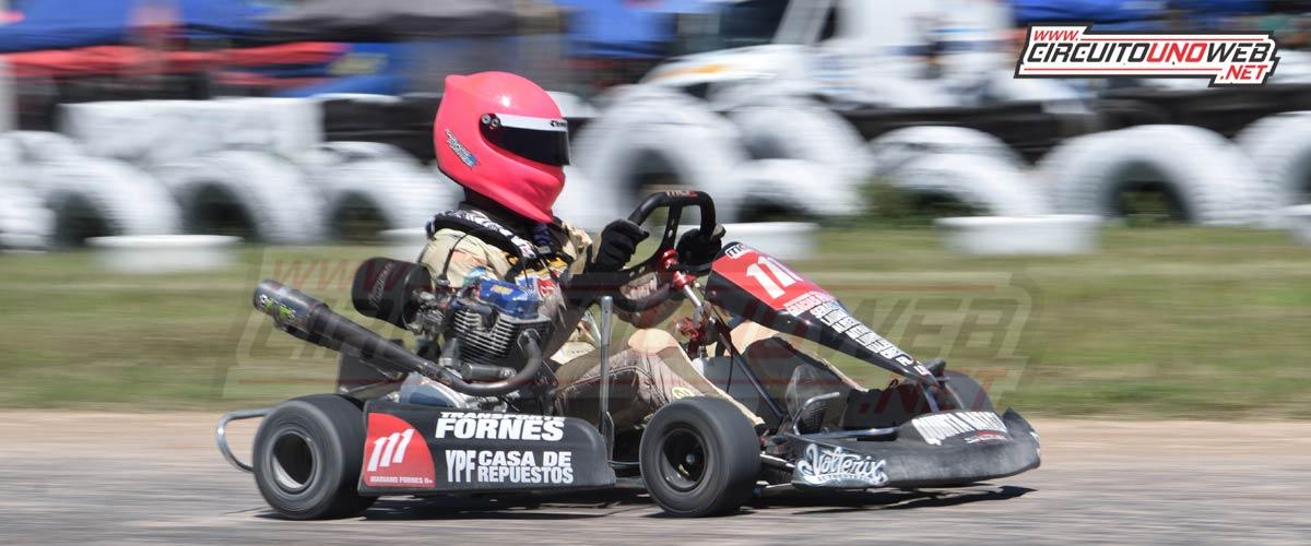 El piloto de Sierras Bayas tuvo un buen arranque de campeonato