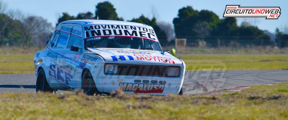 Nicolás Romero correrá con el auto que le pertencía a Gabriel Melian
