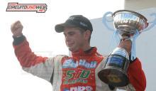 Herrera a la Clase 3 con un Chevrolet