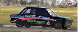 Damián Covatti recordó su debut en el automovilismo
