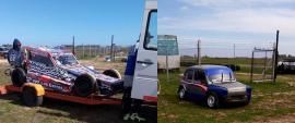 Se probó con éxito en el autódromo de Azul