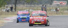 Serra y Poggi los más veloces en La Bota