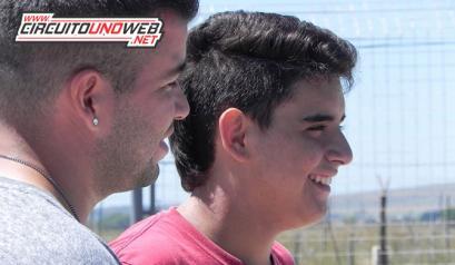Nacho Micheletto conforme con su debut