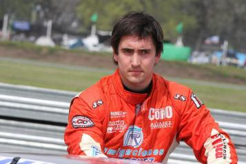 Emmanuel Pérez Bravo debuta en el Turismo 4000