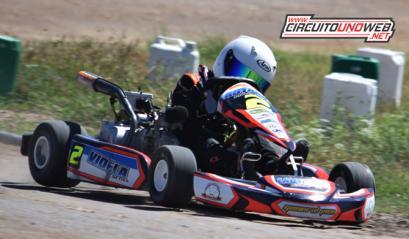 APPKO clasificó con 137 karting en pista