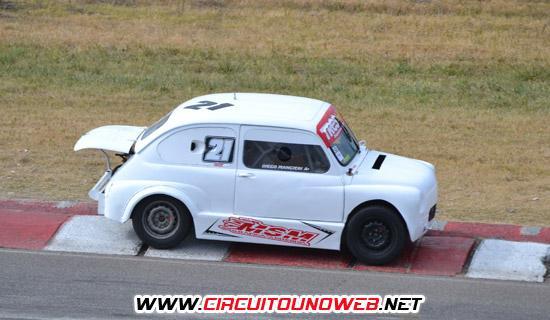 Rosello vuelve a la Promocional con el auto de Mangieri