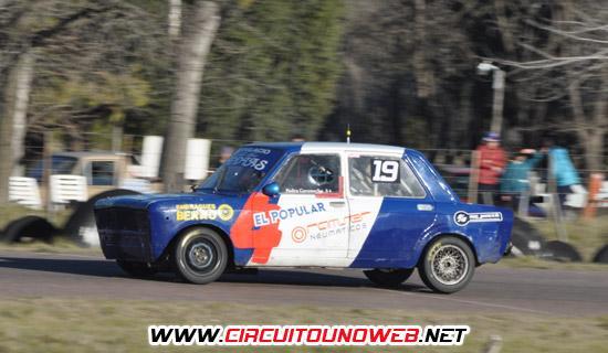Pedro Goyeneche ganó en La Bota