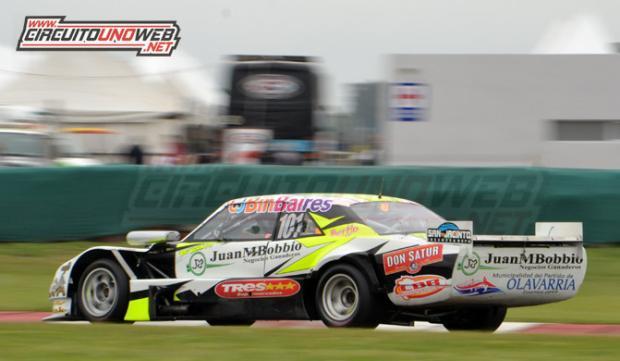 Alejandro Weimann cerró con un segundo lugar un gran fin de semana