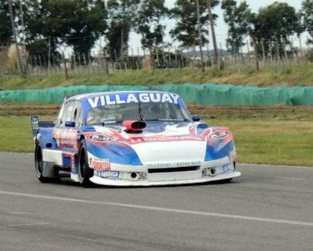 El villaguayense Griffrey ganó la Final en Olavarría.