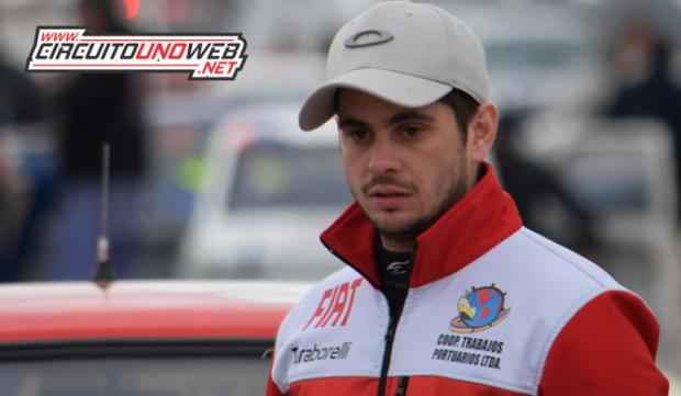 Agustín Herrera giró en Paraná con el Corsa