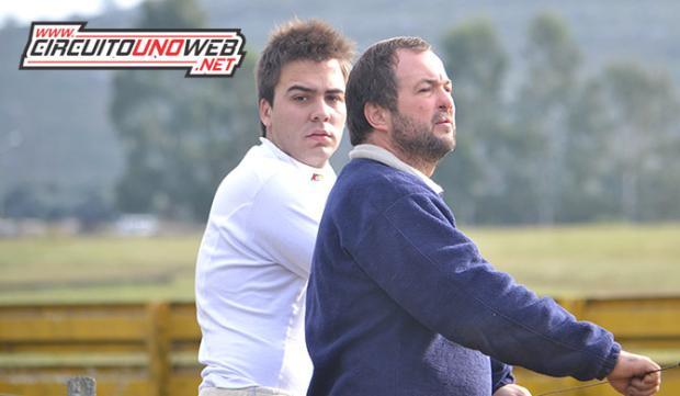 Gonzalo y Daniel Muisse