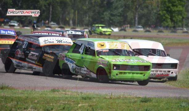 Guido Vernice toma la punta de la carrera, con Álvarez y Macrini detrás