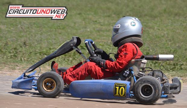 Tomas Amaray es uno de los pilotos que estará dentro de la nueva categoría