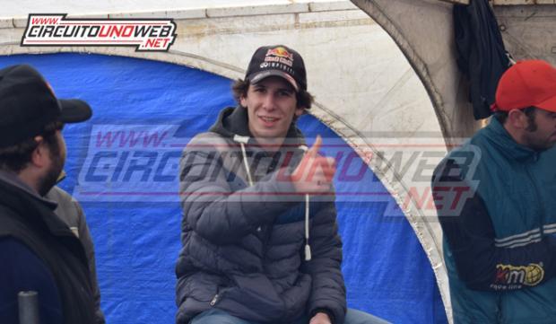 Lucas Bayala volverá a correr a Nivel nacional