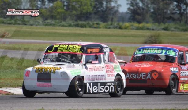 Nico adquirió el auto con el cual venía corriendo, ahora tendrá la atención de Gustavo Marsiglia