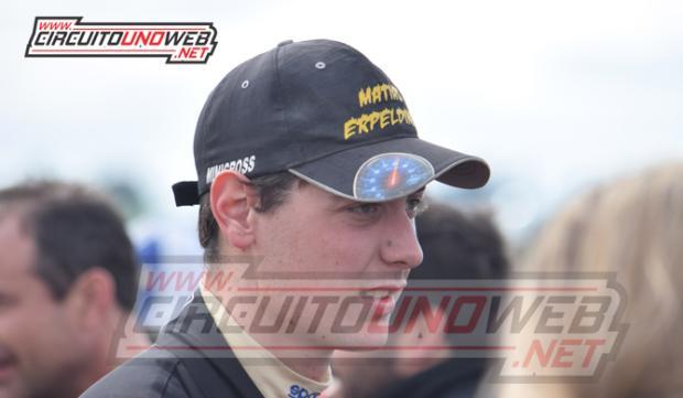 Matías Erpelding estará presente un año más en Minicross