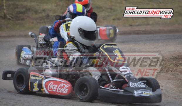 Simón Volpi volvió a ganar en la categoría Escuela