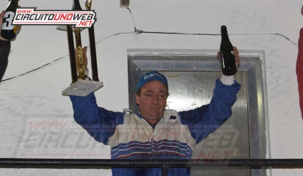 Rubén Guarino se quedó con el triunfo en la primera final
