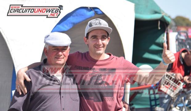Lucas Grassi hará su primera carrera del año