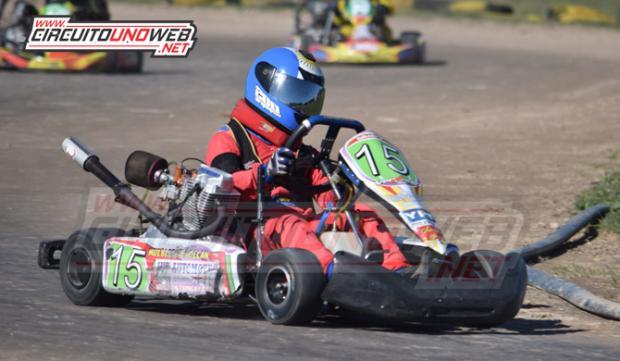 Sofía Arias esta segunda en el campeonato de Junior 150