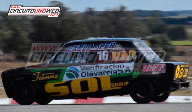 Guido Vernice ganó este año en Tres Arroyos